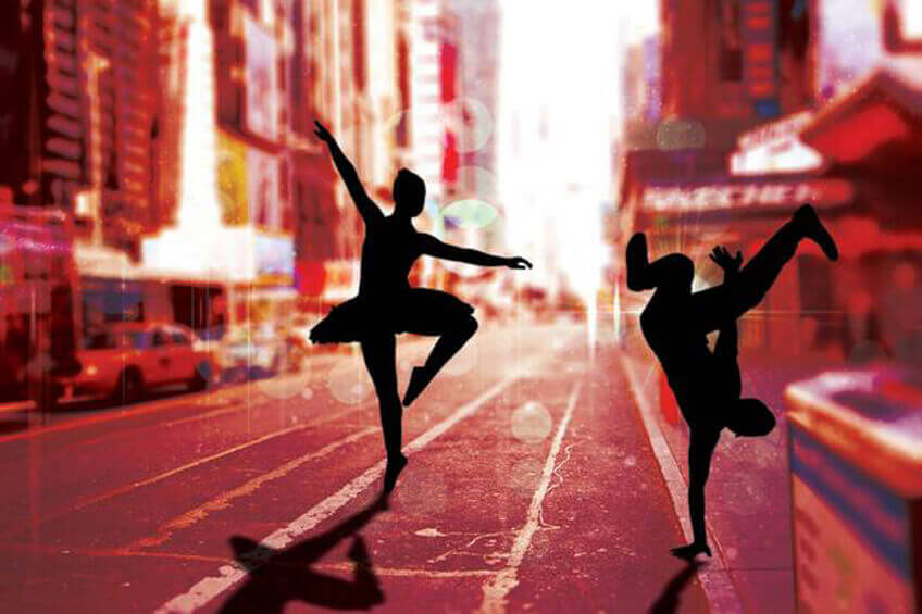 Dance english